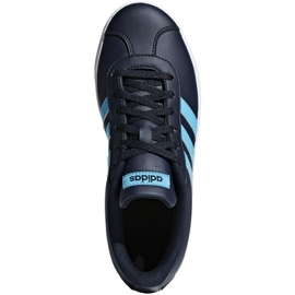 Buty adidas Vl Court 2.0 K Jr B75695 1