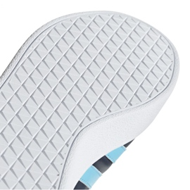 Buty adidas Vl Court 2.0 K Jr B75695 4