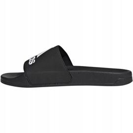 Klapki adidas Adilette Shower M F34770 czarne 1