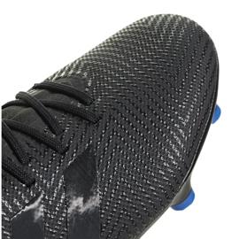Buty piłkarskie adidas Nemeziz 18.3 Fg M D97981 wielokolorowe czarne 3