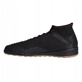 Buty halowe adidas Predator 19.3 In M D97964 czarne wielokolorowe 1