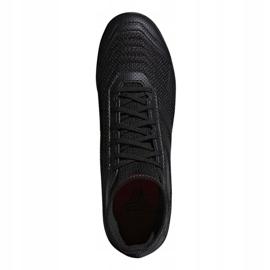 Buty halowe adidas Predator 19.3 In M D97964 czarne wielokolorowe 2