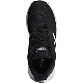 Buty adidas Duramo 9 Jr BB7061 białe czarne 1