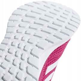 Buty adidas AltaRun Cf K Jr CG6895 różowe 5