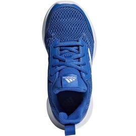 Buty adidas AltaRun K Jr CM8564 niebieskie 2