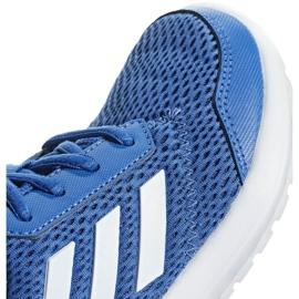 Buty adidas AltaRun K Jr CM8564 niebieskie 3