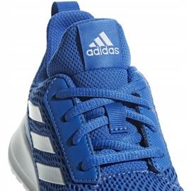Buty adidas AltaRun K Jr CM8564 niebieskie 4