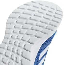 Buty adidas AltaRun K Jr CM8564 niebieskie 5