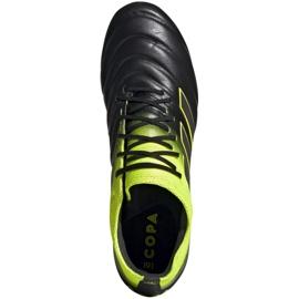 Buty piłkarskie adidas Copa 19.1 Fg M BB8088 szare wielokolorowe 1