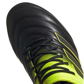 Buty piłkarskie adidas Copa 19.1 Fg M BB8088 szare wielokolorowe 4