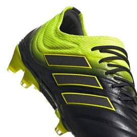 Buty piłkarskie adidas Copa 19.1 Fg M BB8088 szare wielokolorowe 5