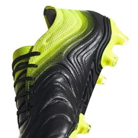 Buty piłkarskie adidas Copa 19.1 Fg M BB8088 szare wielokolorowe 6