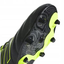 Buty piłkarskie adidas Copa 19.3 Fg M BB8090 szare wielokolorowe 5