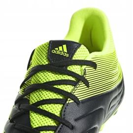 Buty piłkarskie adidas Copa 19.3 Fg M BB8090 szare wielokolorowe 6