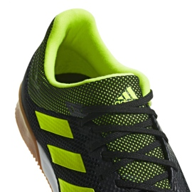 Buty halowe adidas Copa 19.3 In Sala M BB8093 czarne czarne 4