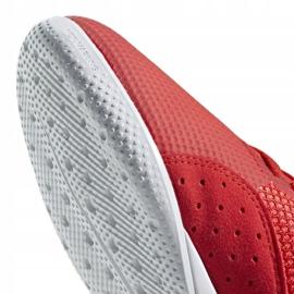 Buty halowe adidas X 18.3 In M BB9392 czerwone biały, czerwony 5