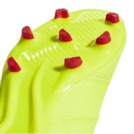Buty piłkarskie adidas Nemeziz 18.2 Fg M BB9431 żółte żółte 5