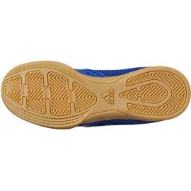 Buty halowe adidas Predator 19.4 In Sala Jr CM8551 niebieskie niebieski 3