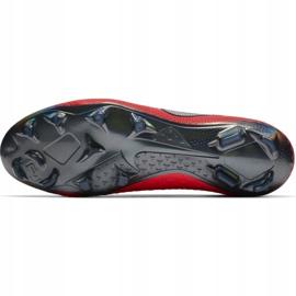 Buty piłkarskie Nike Phantom Vsn Elite Df Fg M AO3262-600 czerwone czerwone 6