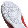 Buty halowe adidas X 18.4 In M BB9406 czerwone czerwony 6