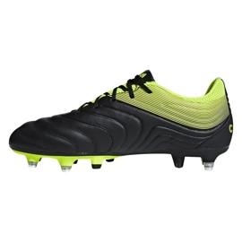 Buty piłkarskie adidas Copa 19.3 Sg M CG6920 czarne czarne 1