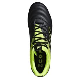 Buty piłkarskie adidas Copa 19.3 Sg M CG6920 czarny czarne 2