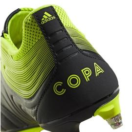 Buty piłkarskie adidas Copa 19.3 Sg M CG6920 czarne czarne 3
