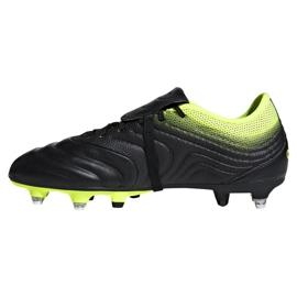 Buty piłkarskie adidas Copa gloro 19.2 Sg M F36080 czarne czarne 1