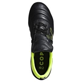 Buty piłkarskie adidas Copa gloro 19.2 Sg M F36080 czarne czarne 2