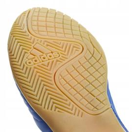 Buty halowe adidas Predator 19.3 In Jr CM8543 niebieskie czarny, niebieski 3