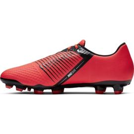Buty piłkarskie Nike Phantom Venom Academy Fg M AO0566-600 czerwone wielokolorowe 1