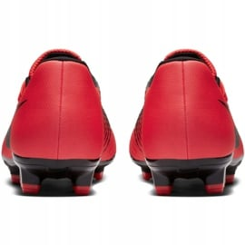 Buty piłkarskie Nike Phantom Venom Academy Fg M AO0566-600 czerwone wielokolorowe 5