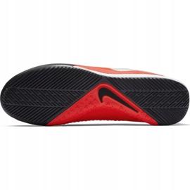 Buty halowe Nike Phantom Vsn Academy Ic M AO3225-600 czerwone czerwone 5