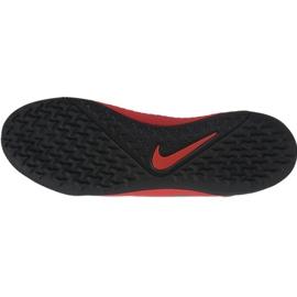 Buty piłkarskie Nike Phantom Vsn Academy Df Tf M AO3269-600 czerwone wielokolorowe 1