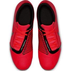 Buty piłkarskie Nike Phantom Venom Club Fg M AO0577-600 czerwone czerwone 2