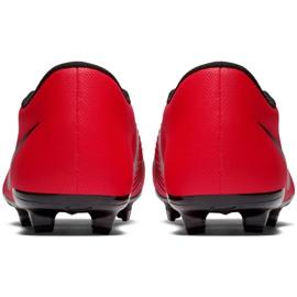 Buty piłkarskie Nike Phantom Venom Club Fg M AO0577-600 czerwone czerwone 6