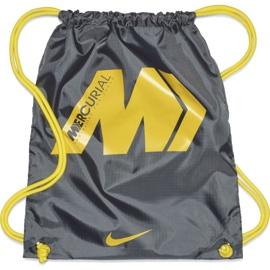 Buty piłkarskie Nike Mercurial Superfly 6 Elite Fg M AH7365-070 szare czarne 7