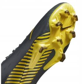 Buty piłkarskie Nike Mercurial Superfly 6 Pro Fg M AH7368-070 szare czarne 4