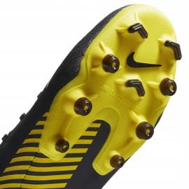 Buty piłkarskie Nike Mercurial Superfly 6 Academy Mg Jr AH7337-070 szare wielokolorowe 6