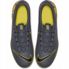 Buty piłkarskie Nike Mercurial Vapor 12 Club Mg M AH7378-070 czarne czarne 2