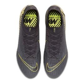 Buty piłkarskie Nike Mercurial Superfly 6 Elite SG-Pro M AH7366-070 czarne wielokolorowe 2