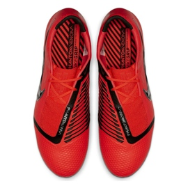 Buty piłkarskie Nike Phantom Venom Elite Sg Pro Ac M AO0575-600 czerwony czerwone 1