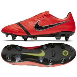 Buty piłkarskie Nike Phantom Venom Elite Sg Pro Ac M AO0575-600 czerwony czerwone 2