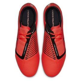 Buty piłkarskie Nike Phantom Venom Pro Fg M AO8738-600 czerwone czerwone 1