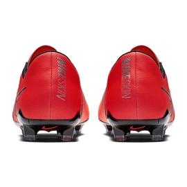 Buty piłkarskie Nike Phantom Venom Pro Fg M AO8738-600 czerwone czerwone 3