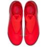 Buty piłkarskie Nike React Phantom Vsn Pro Df Tf M AO3277-600 czerwony czerwone 2