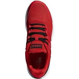 Buty biegowe adidas Galaxy 4 M F36160 czerwone 1