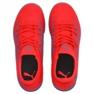 Buty halowe Puma Future 19.4 It Jr 105559 01 czerwony czerwone 1