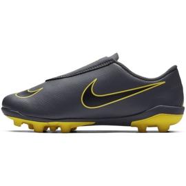 Buty piłkarskie Nike Mercurial Vapor 12 Club PS(V) Mg Jr AH7351-070 szare wielokolorowe 1