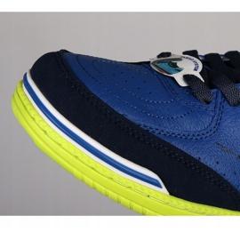 Buty halowe Joma Top Flex 804 In M J10012001.804.IN niebieskie niebieski 1
